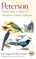 Product Peterson Field Guide to Birds of Northern Central