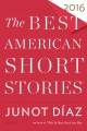Product The Best American Short Stories 2016