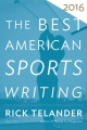 Product The Best American Sports Writing 2016