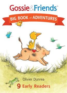 Product Gossie & Friends Big Book of Adventures