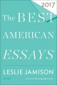 Product The Best American Essays 2017