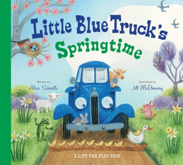 Product Little Blue Truck's Springtime