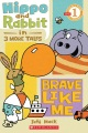 Product Hippo and Rabbit in Brave Like Me: 3 More Tales
