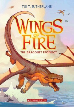 Product The Dragonet Prophecy