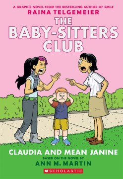 Product The Baby-Sitters Club 4: Claudia and Mean Janine
