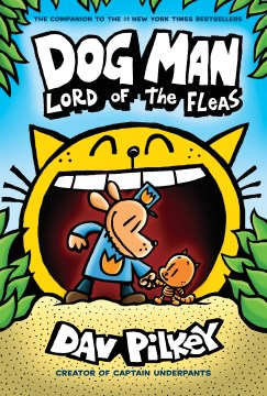 Product Dog Man: Lord of the Fleas