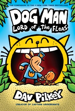 Product Dog Man 5: Lord of the Fleas