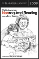 Product The Best American Nonrequired Reading 2009