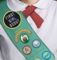 Product First Girl Scout