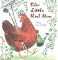 Product The Little Red Hen