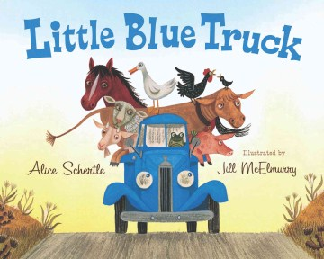 Product Little Blue Truck