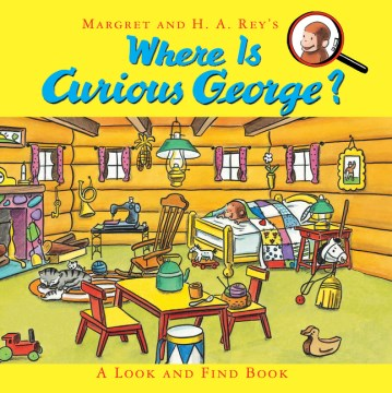 Product Where Is Curious George?: A Look and Find Book