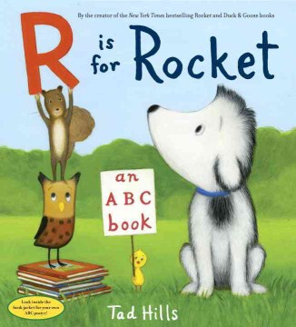 Product R Is for Rocket: An ABC Book