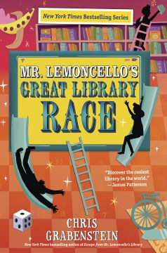 Product Mr. Lemoncello's Great Library Race