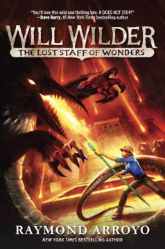Product The Lost Staff of Wonders