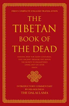 Product The Tibetan Book of the Dead