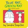 Product Blue Hat, Green Hat