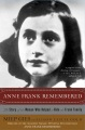 Product Anne Frank Remembered