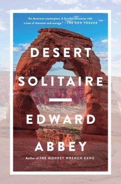 Product Desert Solitaire: A Season in the Wilderness