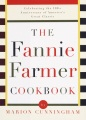 Product The Fannie Farmer Cookbook