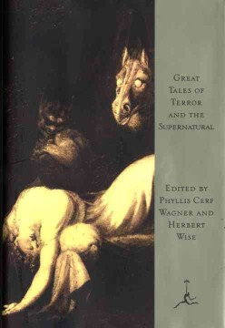 Product Great Tales of Terror and the Supernatural