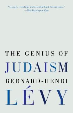 Product The Genius of Judaism