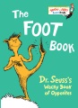 Product The Foot Book: Dr. Seuss's Wacky Book of Opposites