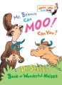 Product Mr. Brown Can Moo, Can You: Dr. Seuss's Book of Wonderful Noises.