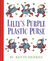 Product Lilly's Purple Plastic Purse