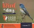 Product Bird a Day Western North America 2020 Interactive Daily Calendar