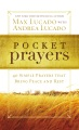Product Pocket Prayers: 40 Simple Prayers That Bring Peace and Rest