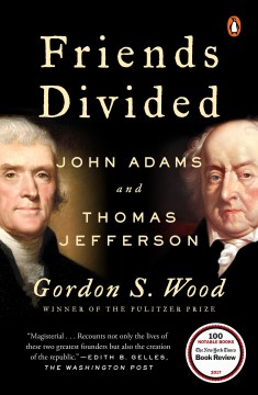 Product Friends Divided: John Adams and Thomas Jefferson