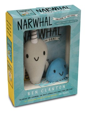Product Narwhal and Jelly 1: Unicorn of the Sea!