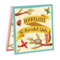Product Forest Friends Bookplate Book of Labels