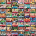 Product Muchos Autos: 500 Piece Puzzle