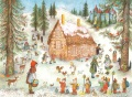 Product A Fairy Tale Christmas Advent Calendar