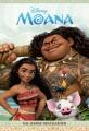 Product Moana The Junior Novelization
