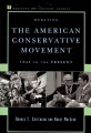 Product Debating the American Conservative Movement: 1945 to the Present
