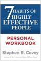 Product The 7 Habits of Highly Effective People Personal Workbook