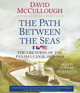 Product The Path Between the Seas: The Creation of the Panama Canal, 1870-1914