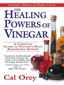 Product The Healing Powers of Vinegar