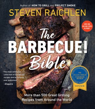 Product The Barbecue! Bible 10th Anniversary Edition
