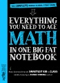 Product Everything You Need to Ace Math in One Big Fat Notebook: The Complete Middle School Study Guide