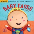 Product Baby Faces: A Book of Happy, Silly, Funny Babies