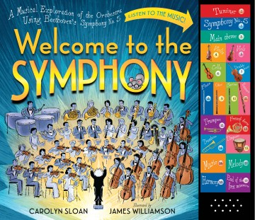 Product Welcome to the Symphony: A Musical Exploration of the Orchestra Using Beethoven's Symphony No. 5