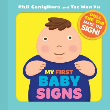 Product My First Baby Signs