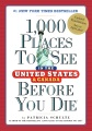 Product 1,000 Places to See in the United States and Canada Before You Die