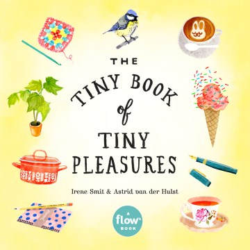 Product The Tiny Book of Tiny Pleasures