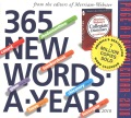Product 365 New Words-A-Year 2018 Calendar
