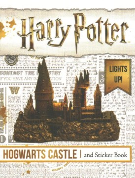 Harry Potter Hogwarts Castle + Sticker Book
